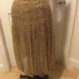 Max Mara evening skirt